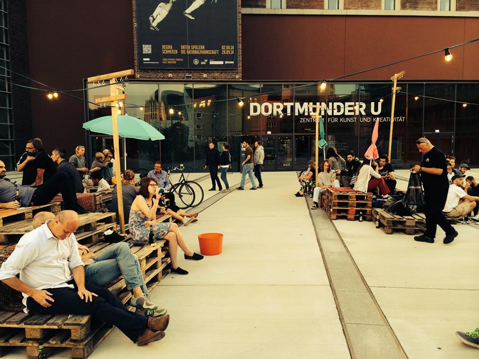 Sommer am U: Songs & Cakes / Helgen