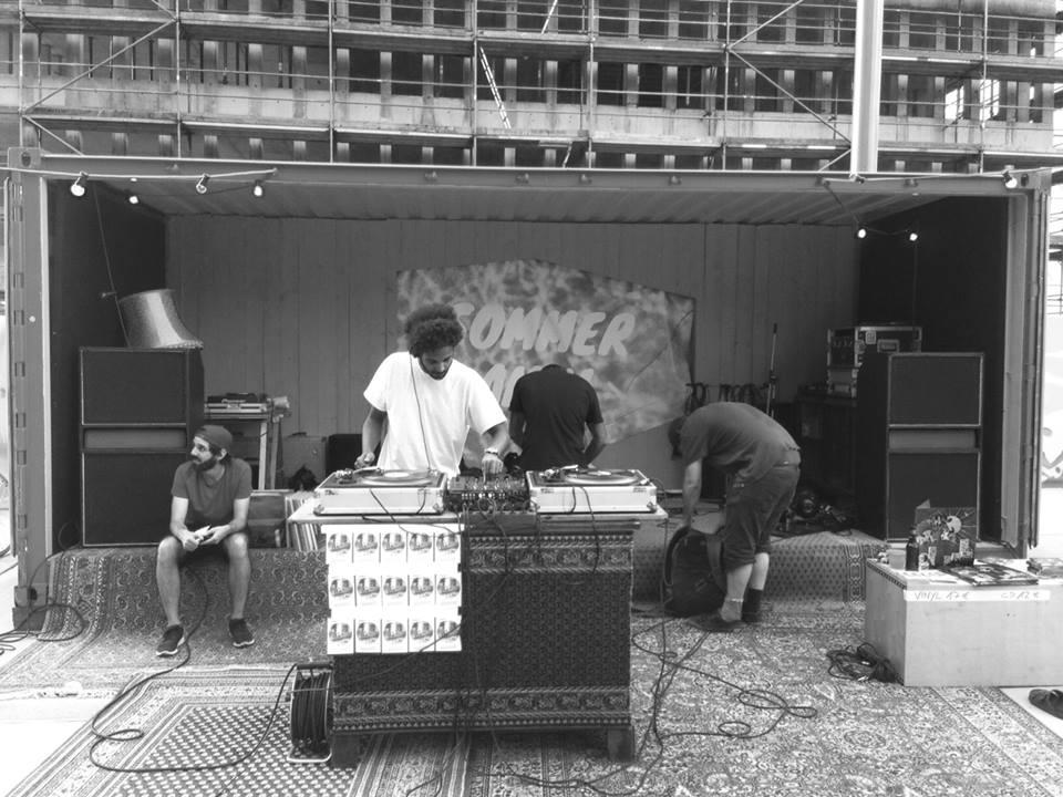 Sommer am U: Vinylstammtisch