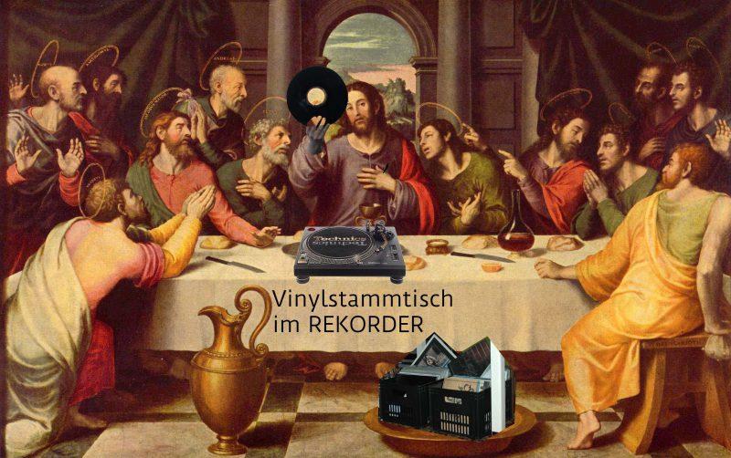 Vinylstammtisch im Rekorder Kopie