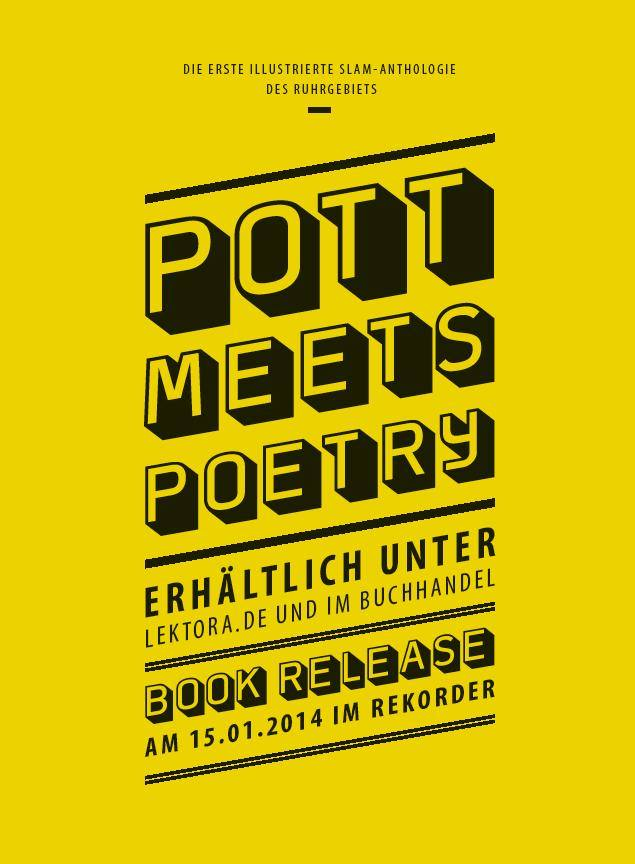 Book Release: 'Pott meets Poetry'