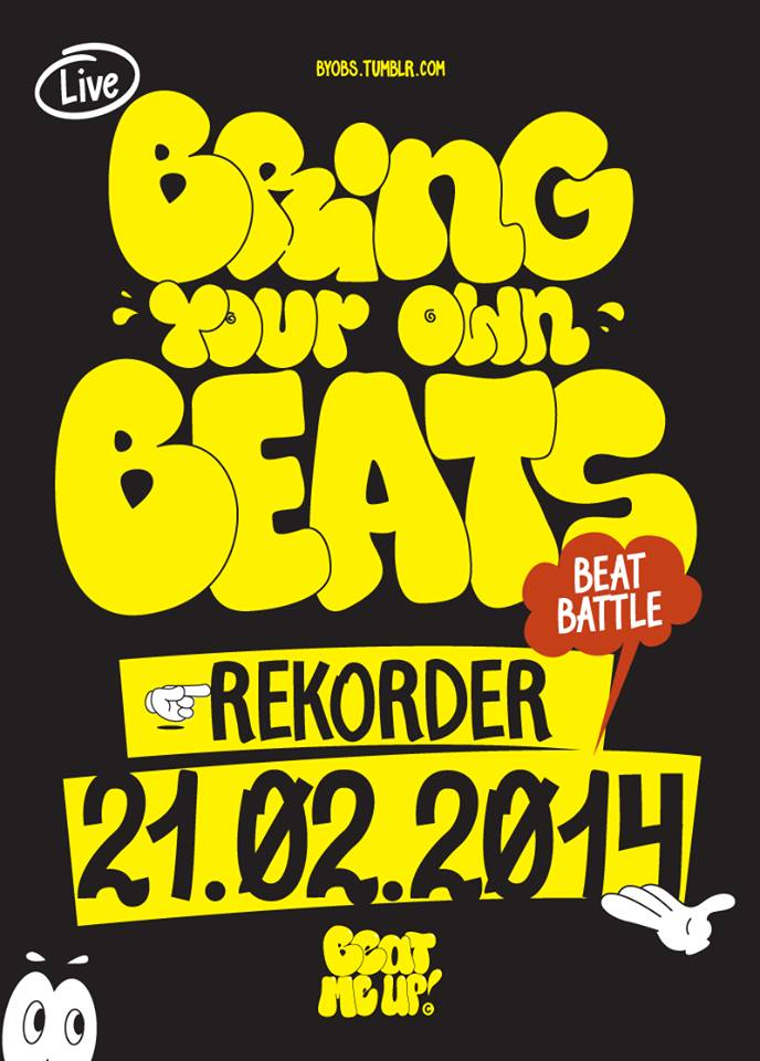 Ringelbeats mit Anbassen & bring your own Beats X Beatbattle