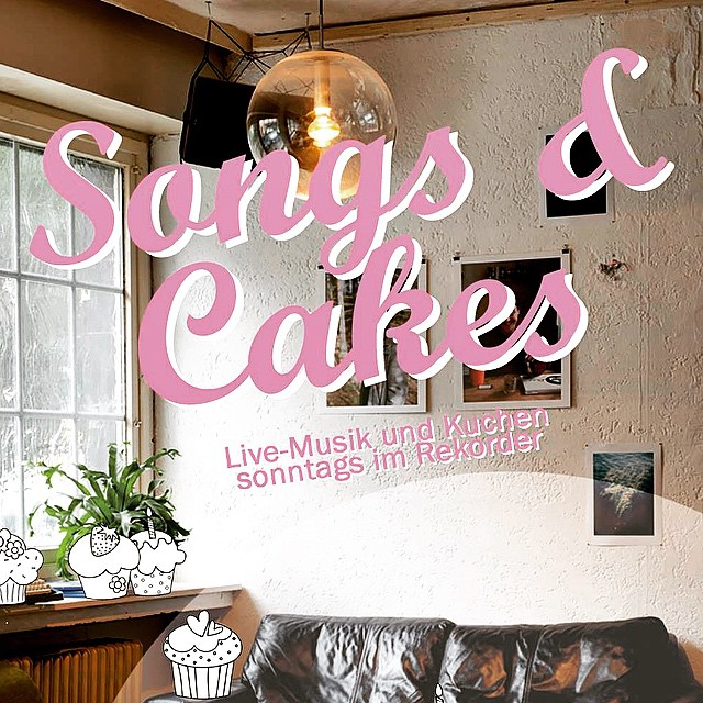 Songs & Cakes / Feburary Moon + David Alders / Dortmund