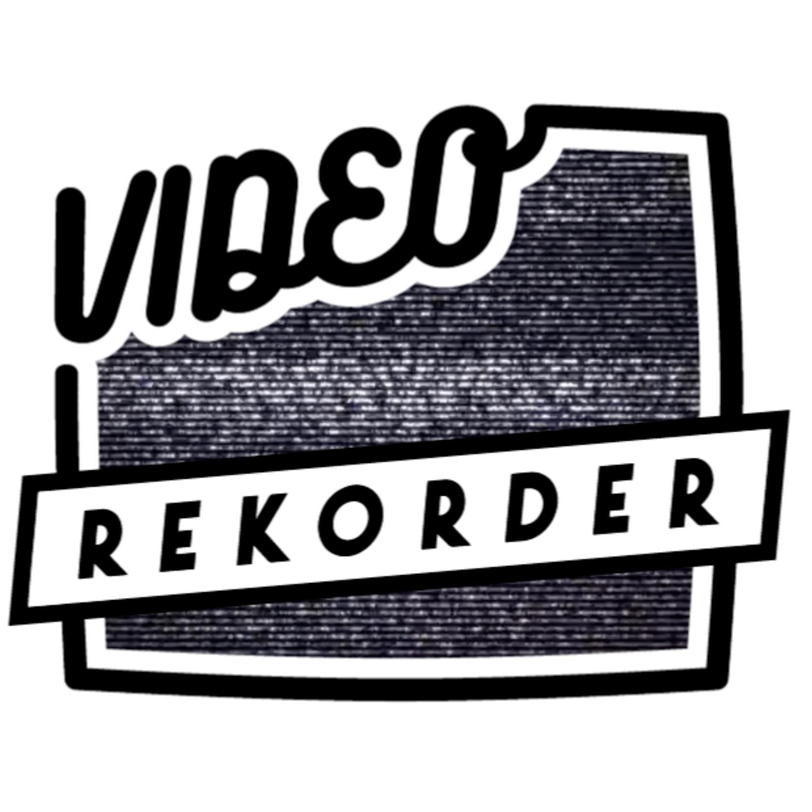 Vinylstammtisch & Videorekorder-Release