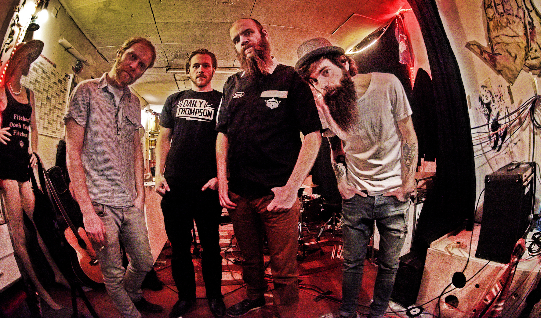 Konzert: Fitches & Formosa  DOUBLE/RELEASE/SHOW