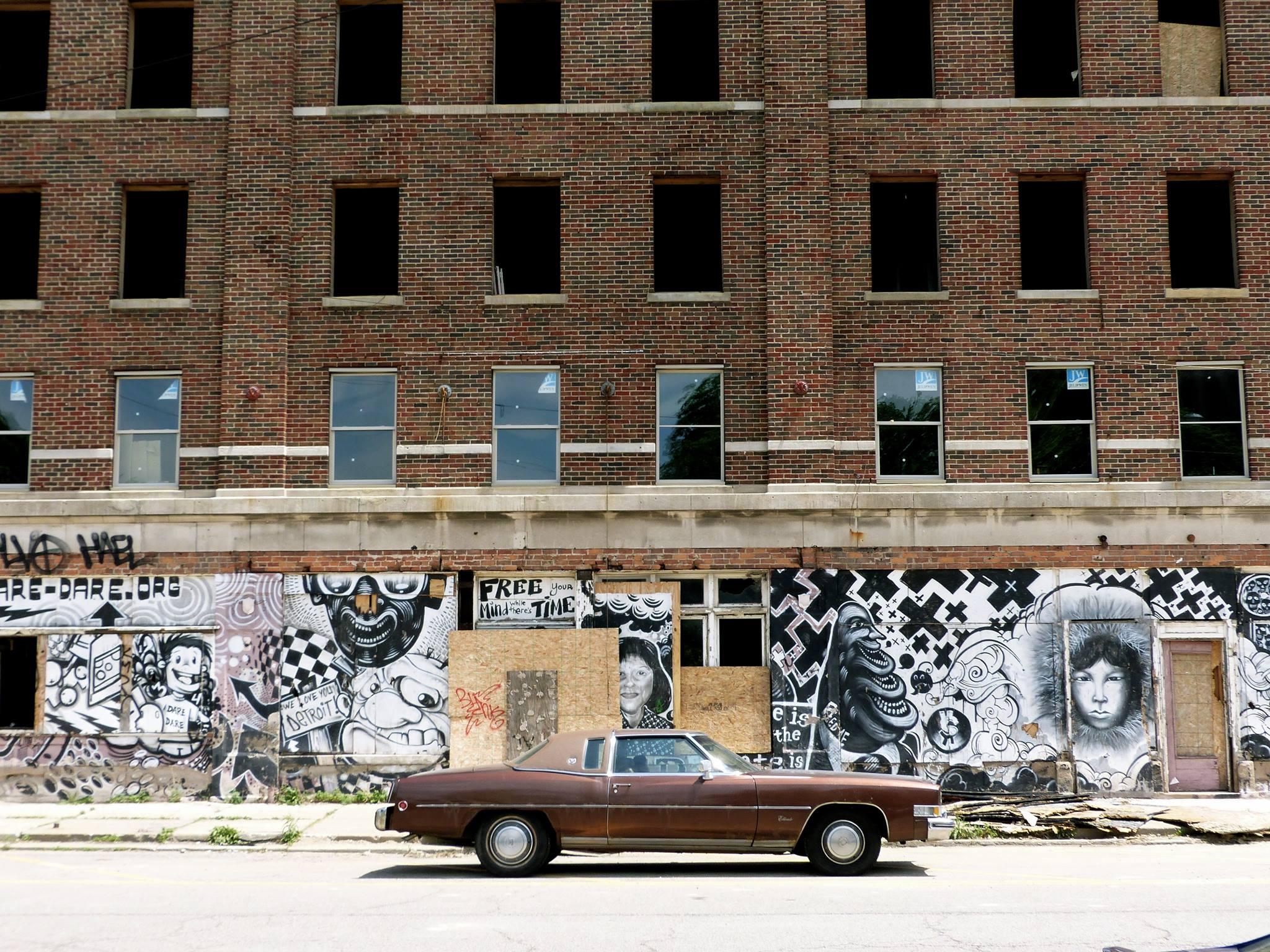 Lesung: Motor City Poetry
