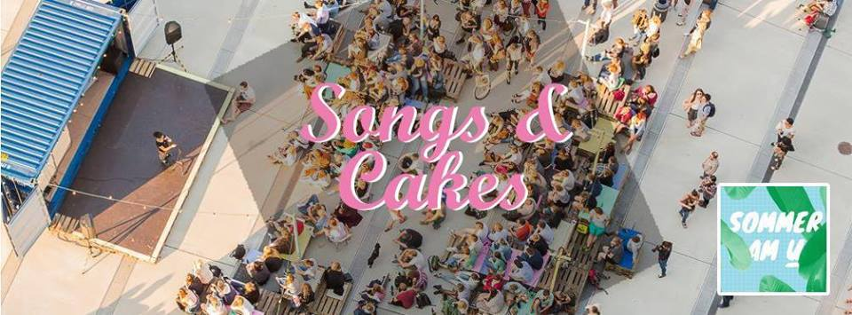 Songs & Cakes beim Sommer am U: Timo Brandt