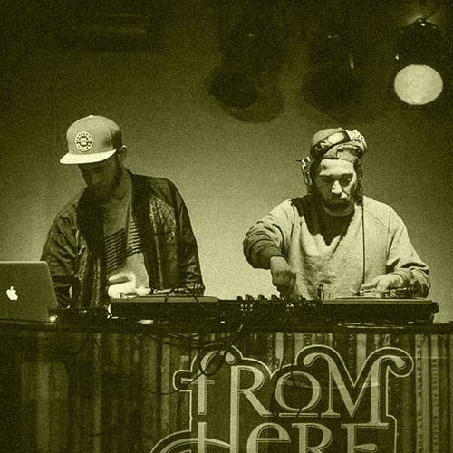 Exchampion & Ringelbeats mit Anbassen feat. From Here to Funk