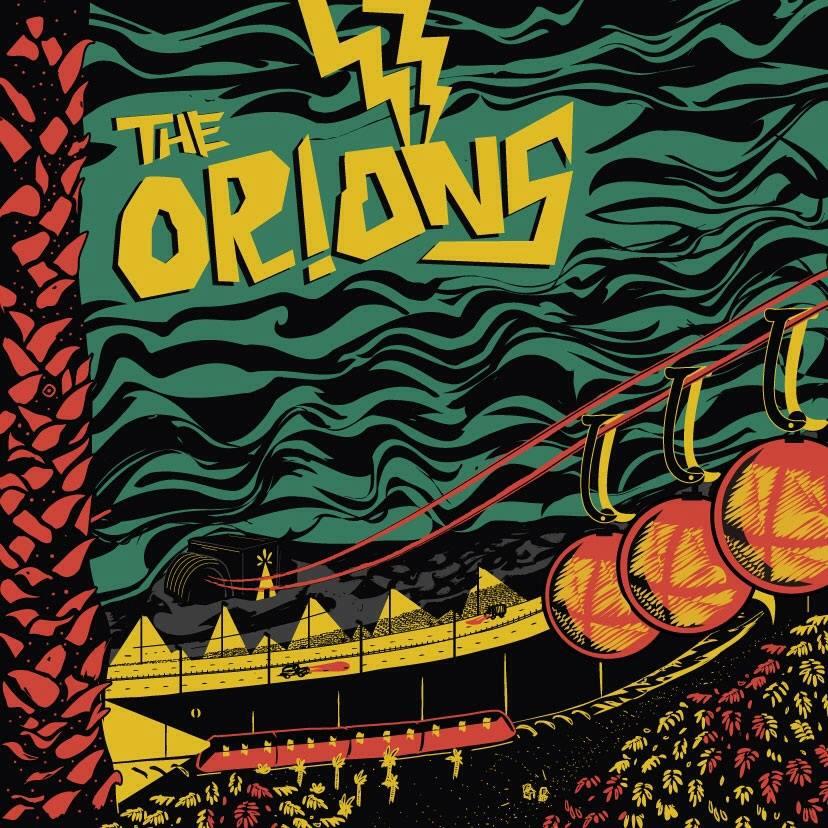 Konzert: The Orions (Israel)