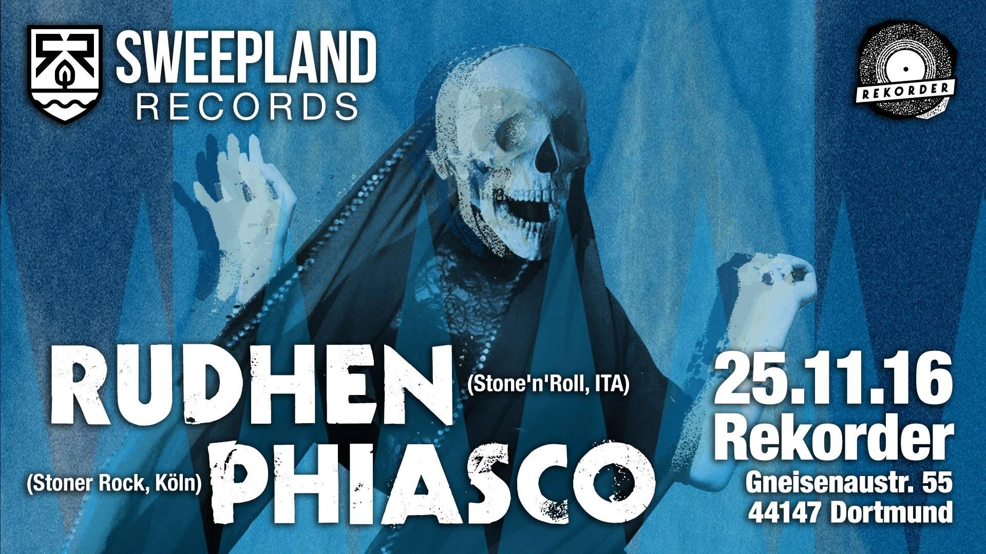 Konzert: Rudhen & Phiasco