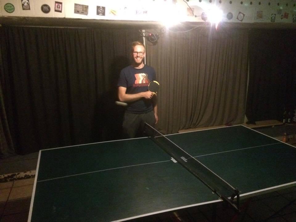 Tischtennisrundlauf: Schlag den Felix