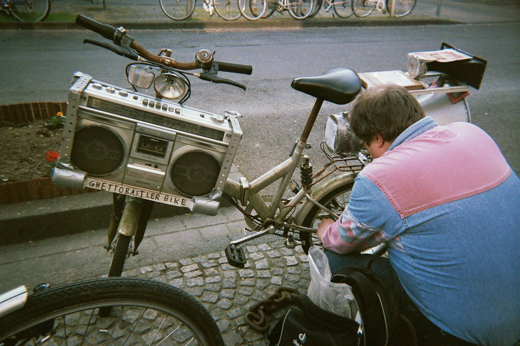 Beats & Bikes mit Adams Bikecorner