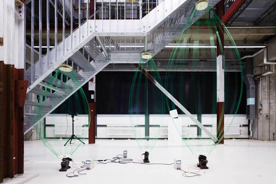 Hafenspaziergang | Ausstellung: No comment & Gleam (Julia Batzdorf)