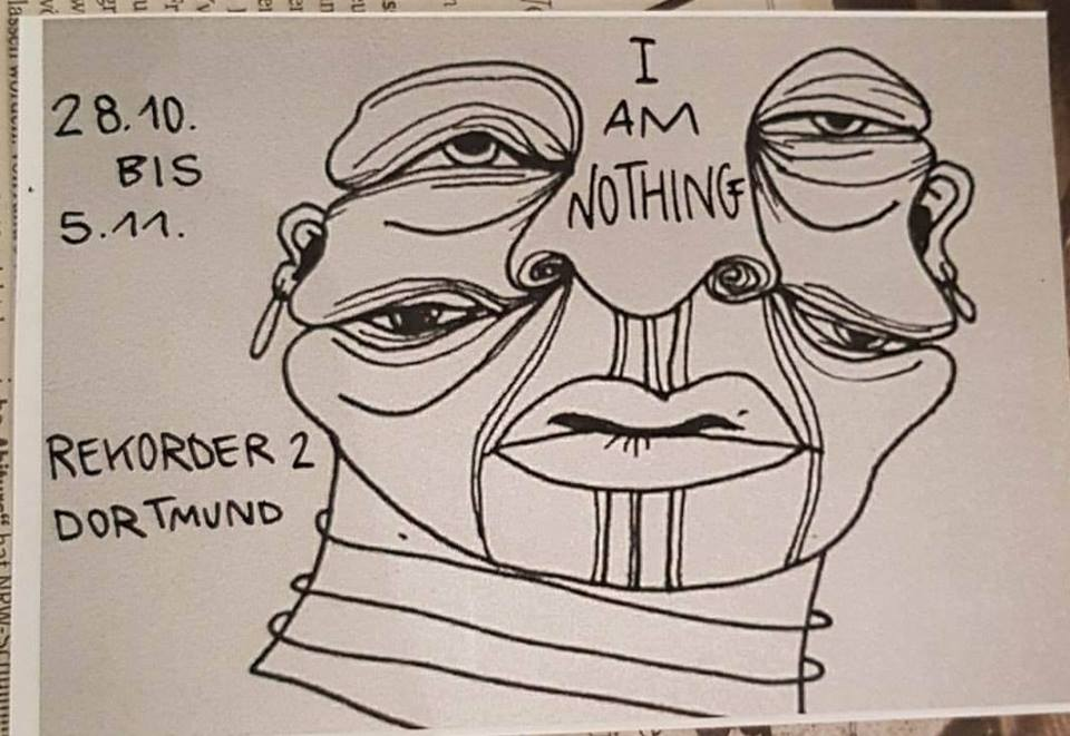 Ausstellung: I AM Nothing