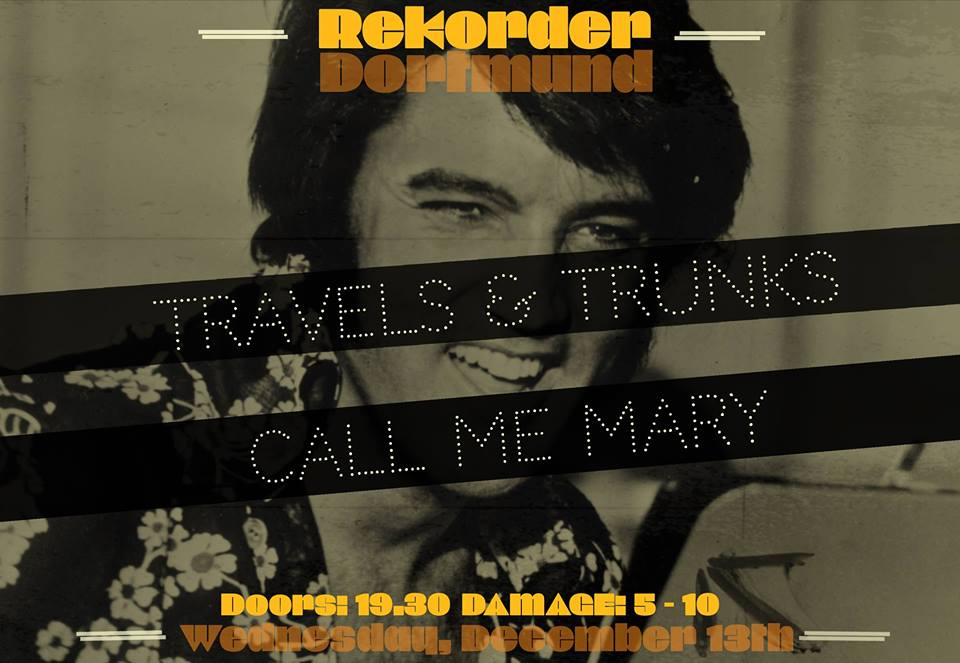 44147 Crew - Travels & Trunks + Call Me Mary