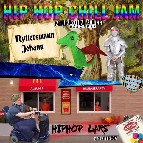 Hip Hop Chill Jam: Ryttersmann Johann & Hip Hop Lars