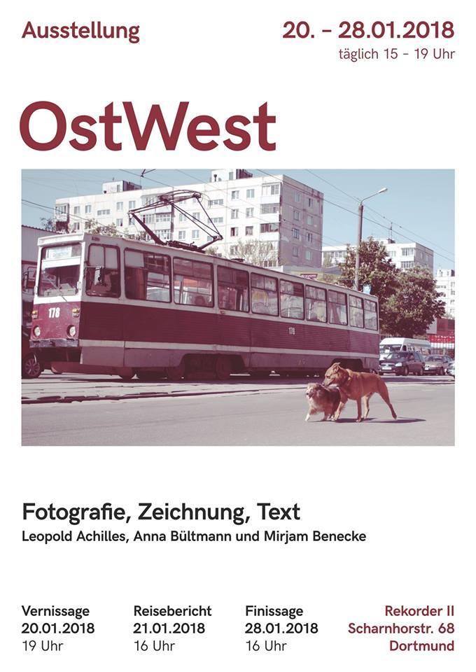 Ausstellungseröffnung: OstWest - Ausstellung