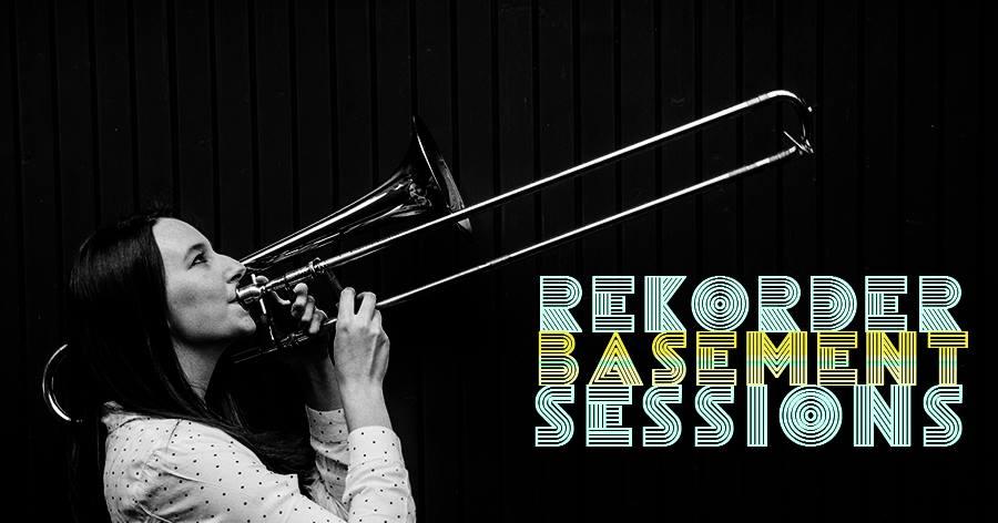 Rekorder Basement Sessions: Janika Löttgen Quartett
