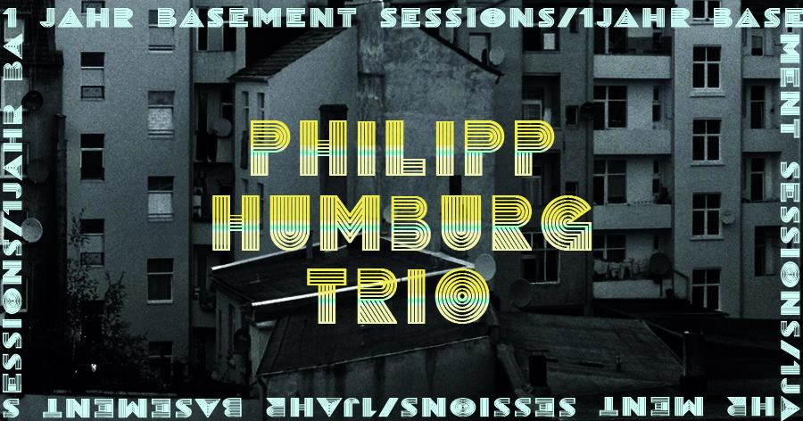 Rekorder Basement Sessions: Philipp Humburg Trio