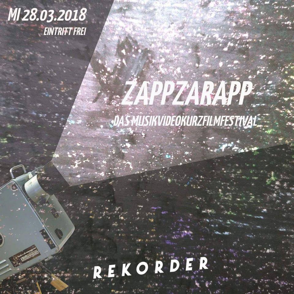 Zappzarapp - Musikvideokurzfilmfestival
