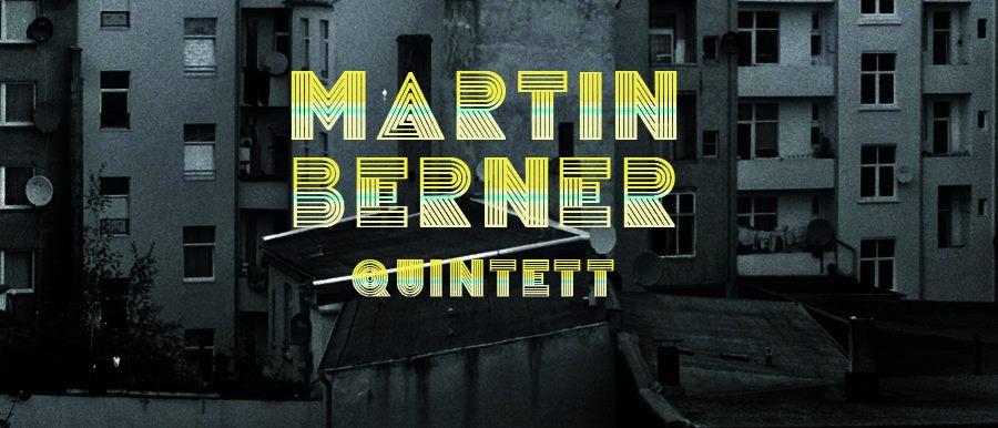 Rekorder Basement Sessions: Martin Berner 5tett