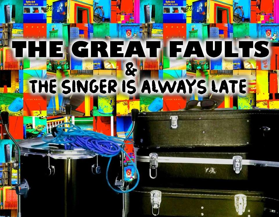 Konzert: The Great Faults + The Singer Is Always Late