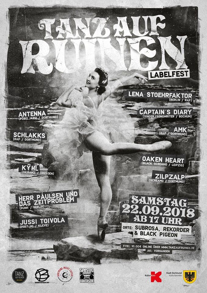 Tanz auf Ruinen Labelfest