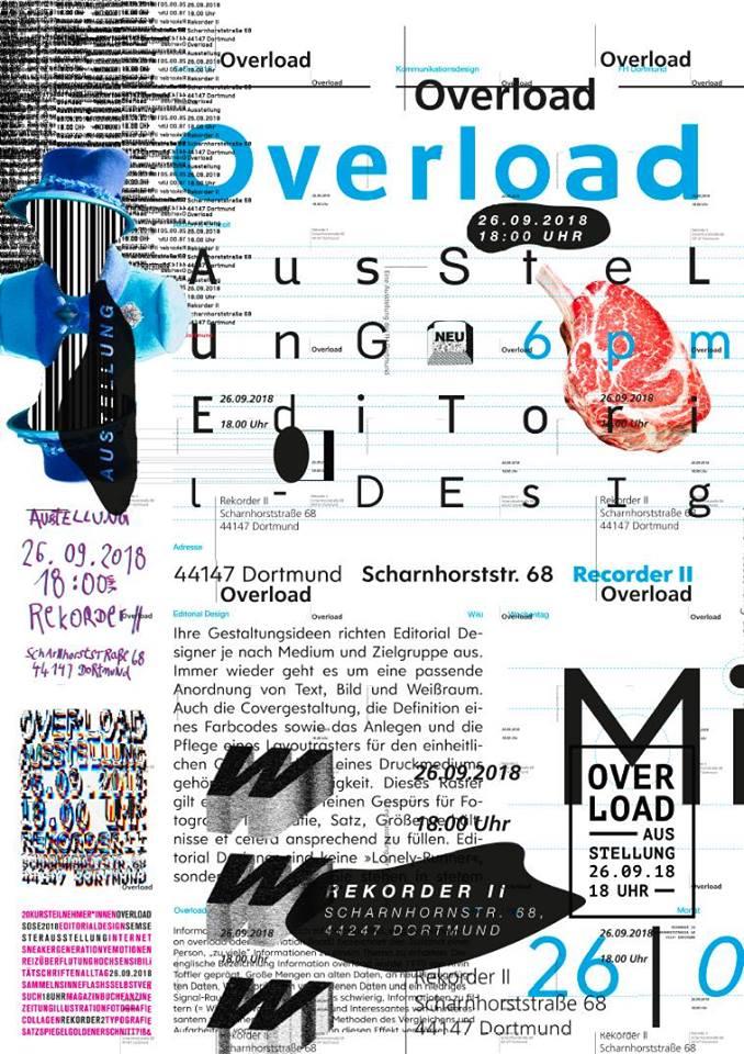 Overload - Ausstellung!