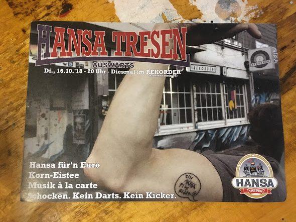 Hansa Tresen