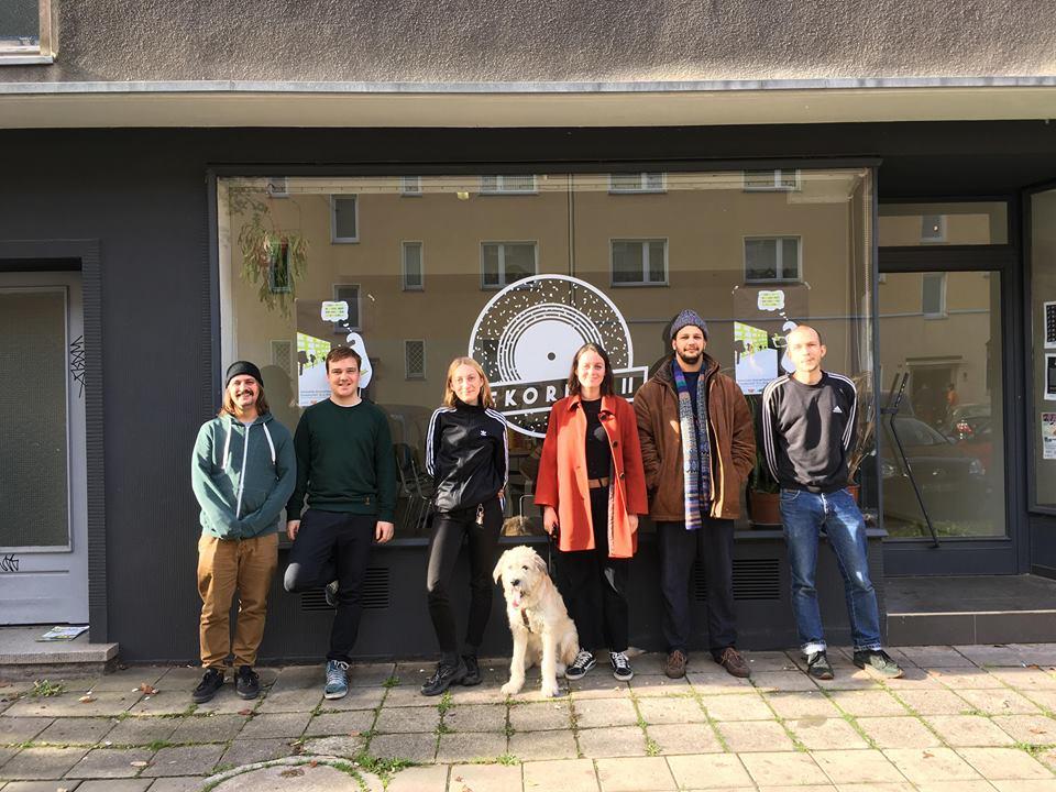 Nordstadt Entdecken: Richard Opoku Agyemang, Adriano Vannini & Atelier Amore