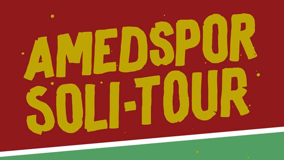 Dortmund: Amedspor - Geschichte eines kurdischen Fußballvereins