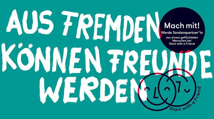 Infoabend: Start with a Friend!