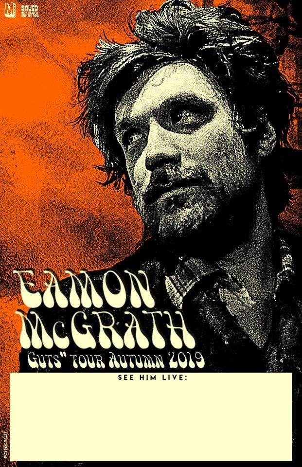 Konzert: Eamon McGrath (Kanada) // Travels & Trunks