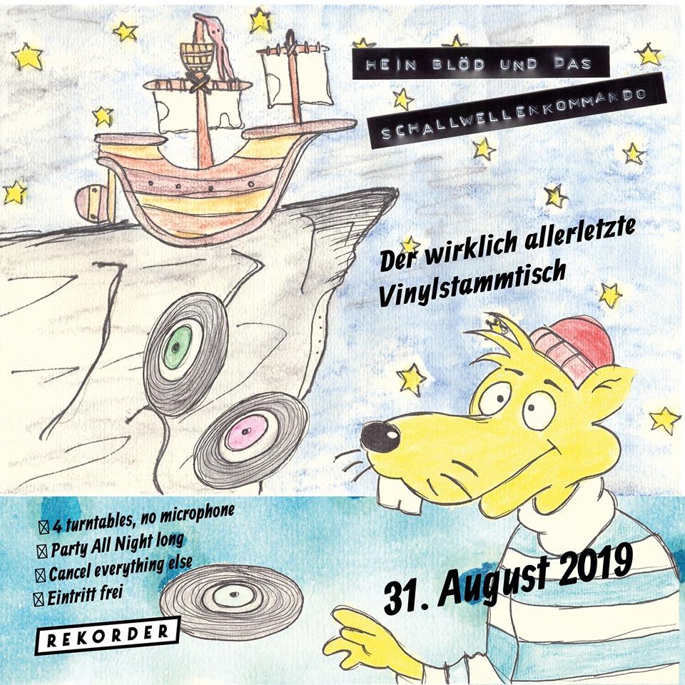 Hafenspaziergang 2019: Hein Blöd & Das Schallwellenkommando