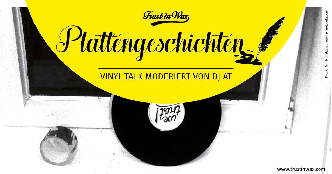 Plattengeschichten // Vinyl-Talk & Beats