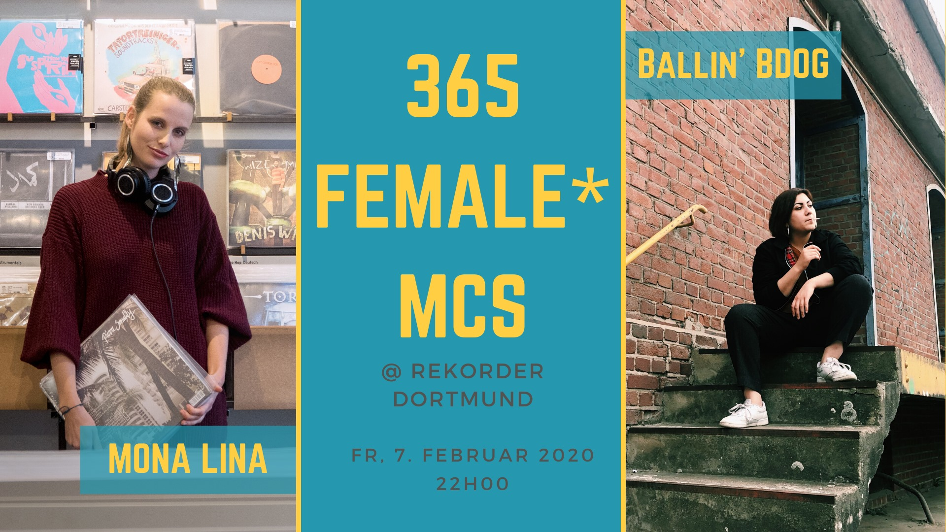 365 Female* MCs - Party