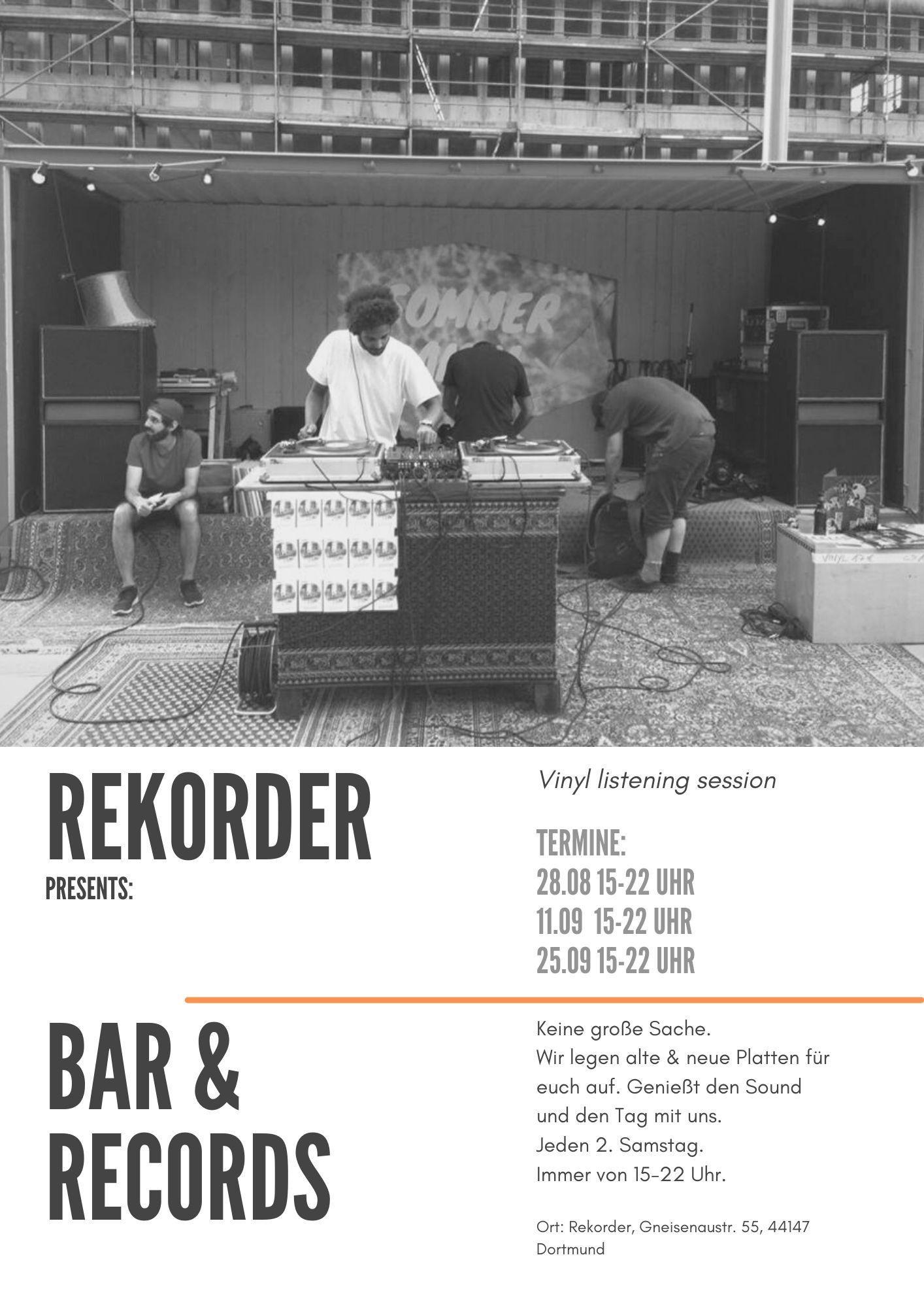 Bar & Records